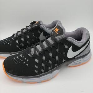 Nike Lunar Fingertrap TR Black Silver Orange